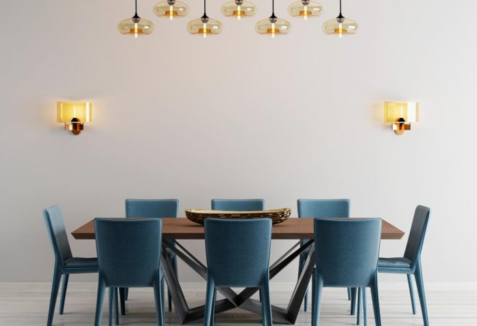 MODERN LIGHTING IDEAS TO SHINE YOUR DINING SPACE