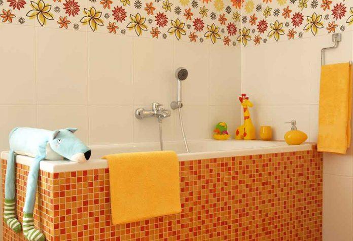 STYLISH KID-FRIENDLY BATHROOM DECOR IDEAS