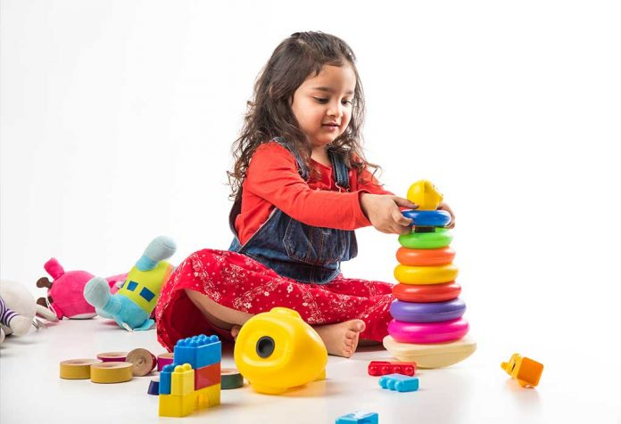 Fun and Low-Cost Colour Recognition Activities for Toddlers Through Play Methods