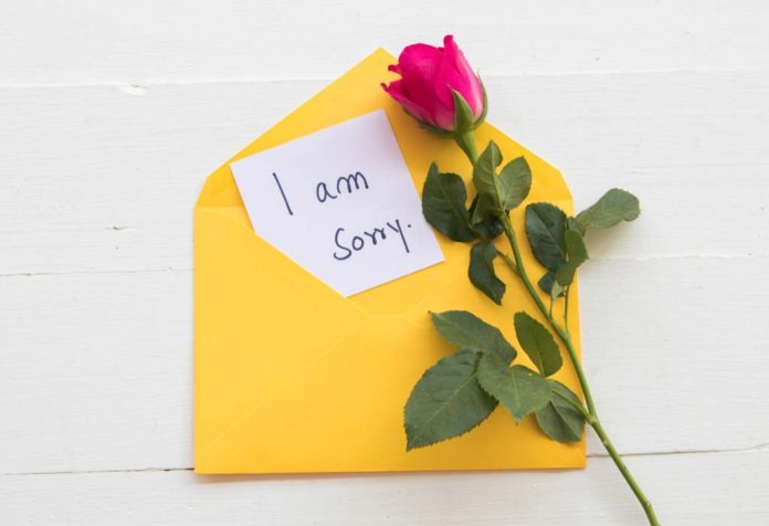 Best Sorry Quotes and Messages for Apologizing to Loved Ones