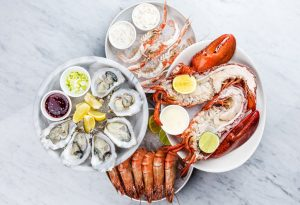 समुद्री खाद्य