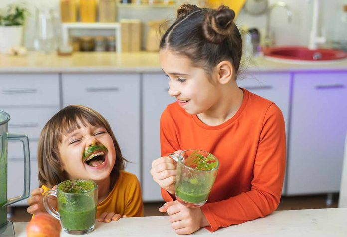 SHOULD KIDS TRY CLEANSING?