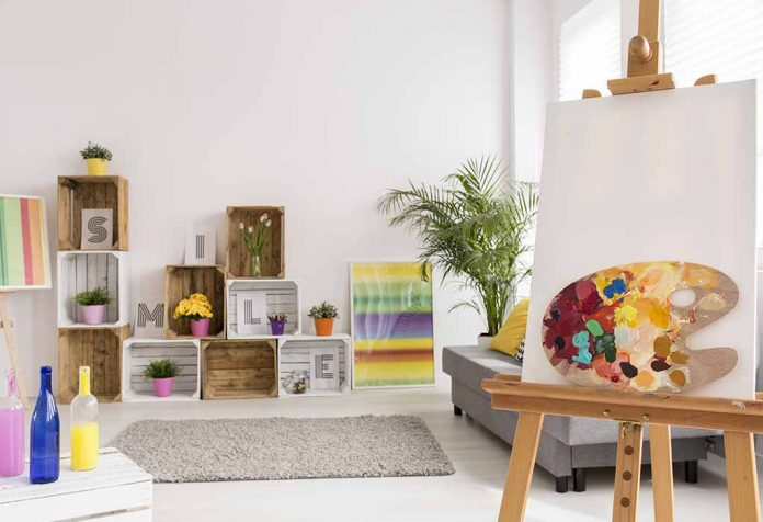 CRAFT ROOM IDEAS- MAKE THE BEST AND MOST USEFUL CRAFTING ROOM