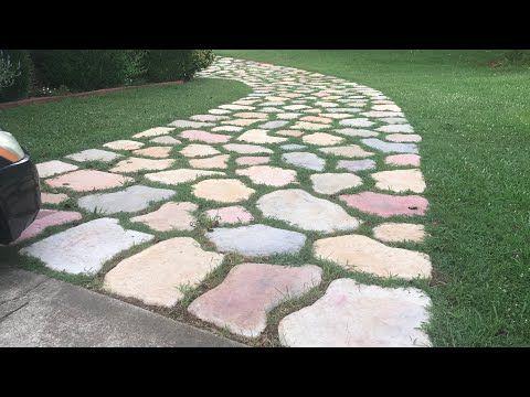 Natural Stone Tile Driveway