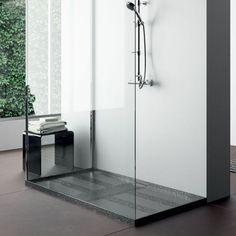 A Flush Shower Tray