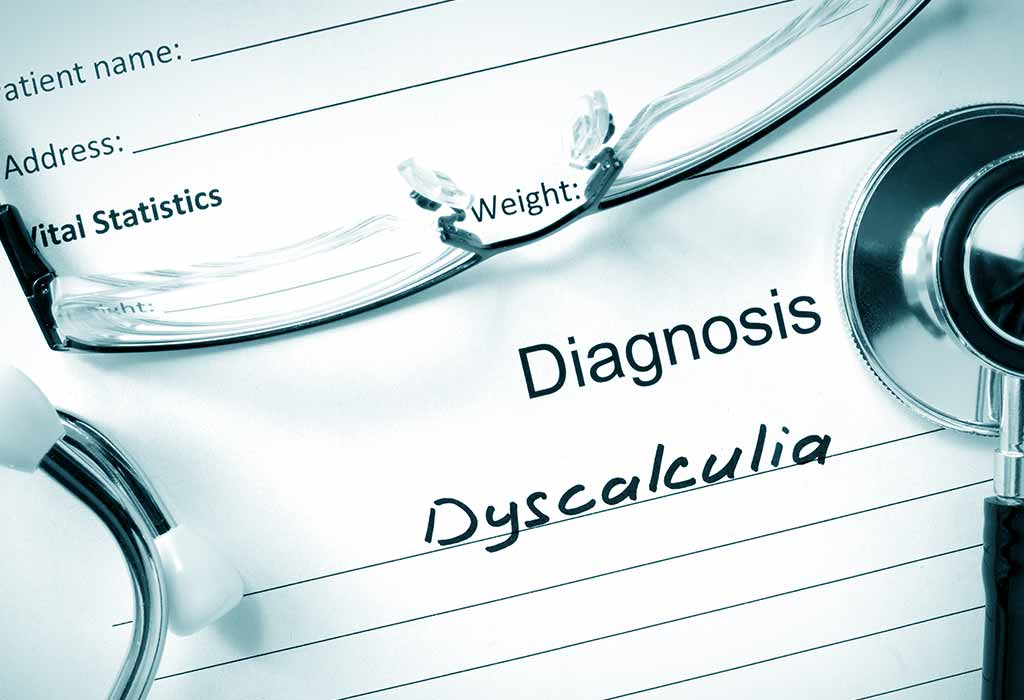 Diagnosis of Dyscalculia