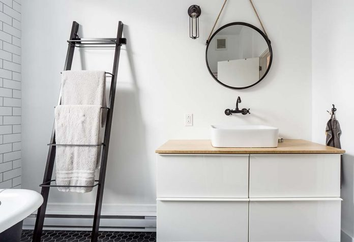 MODERN AND MIGHTY HALF BATHROOM IDEAS FOR SMALL SPACES