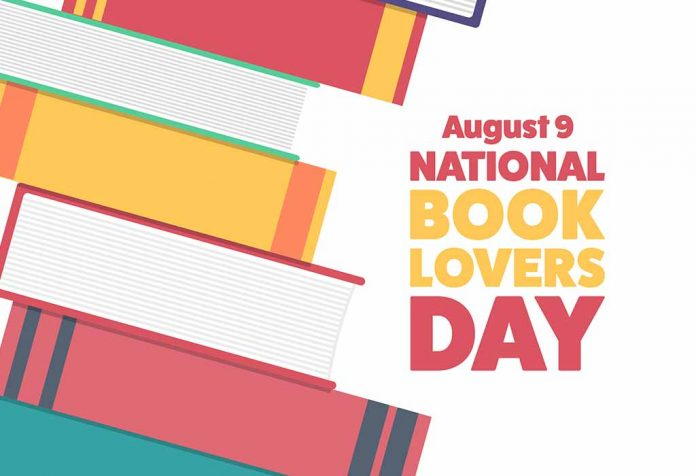National Book Lovers Day 2021