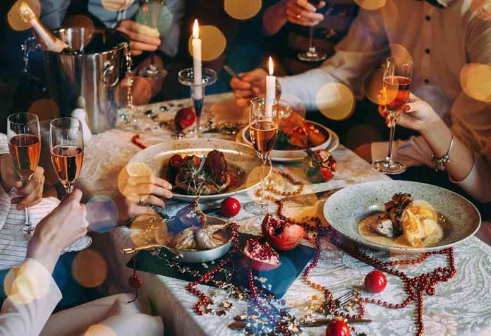 DELICIOUS DINNER IDEAS FOR YOUR NEW YEAR EVE'S PART