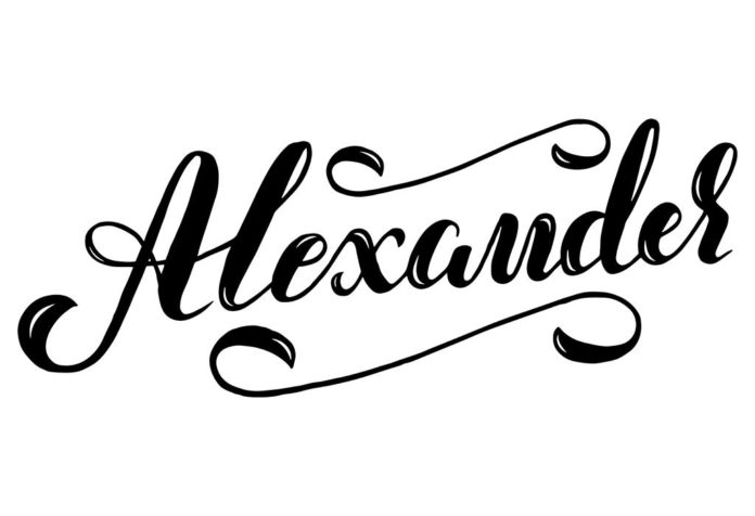 Alexander Name Meaning and Origin