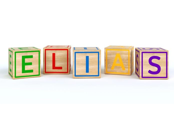 Elias Name Meaning and Origin