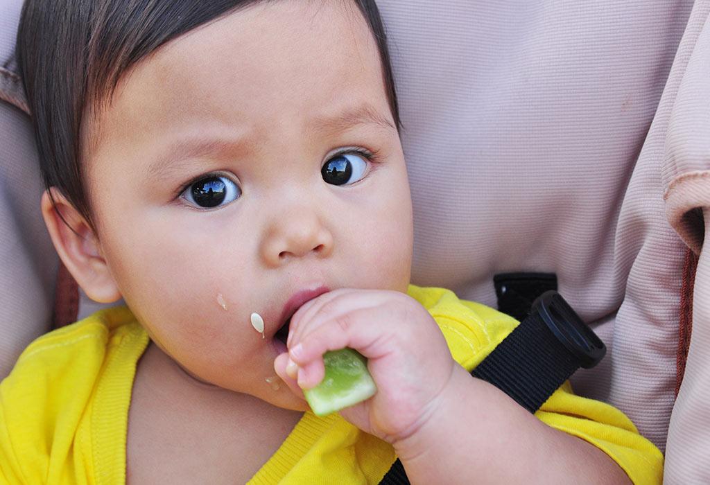 बाळांना काकडी देणे सुरक्षित आहे का?