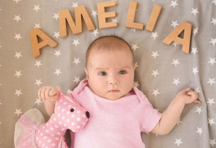 AMELIA NAME MEANING AND ORIGIN