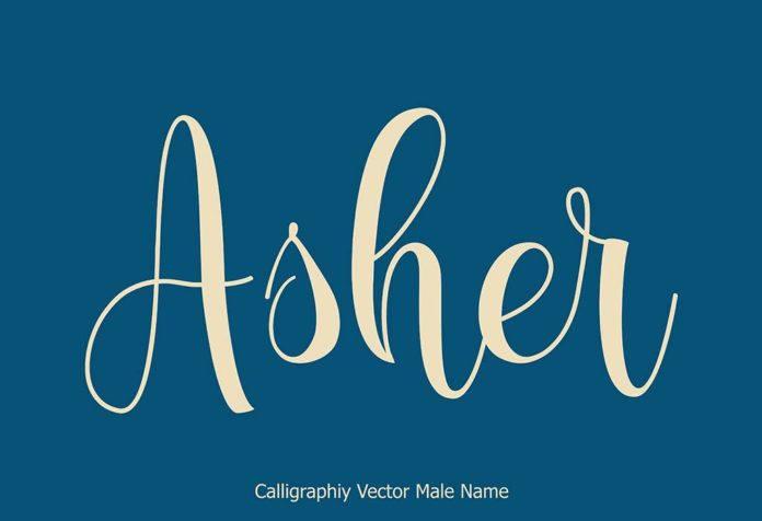 ASHER NAME MEANING AND ORIGIN