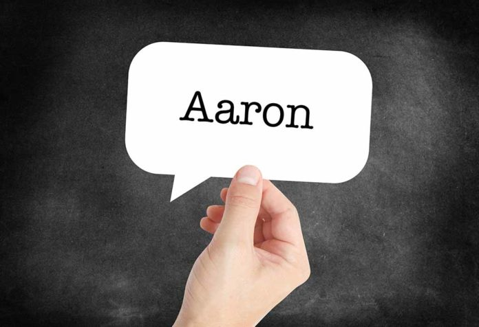 Aaron Name Meaning and Origin