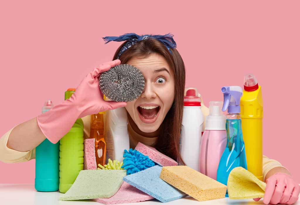 Funny Cleaning Quotes to Make Cleaning Fun