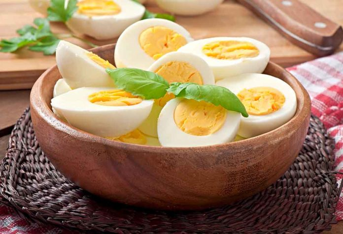 HOW LONG WILL HARD BOILED EGGS STAY GOOD