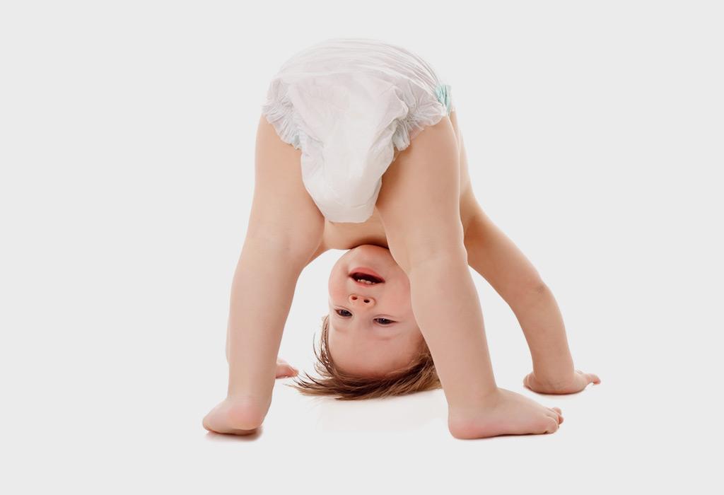 बाळाचे पादणे - कारणे आणि उपाय